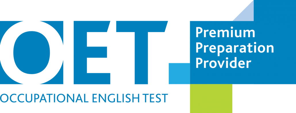 OET Premium Preparation Provider Logo