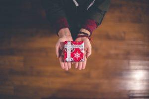 Small Christmas Gift