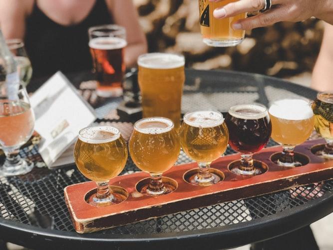 cast beers