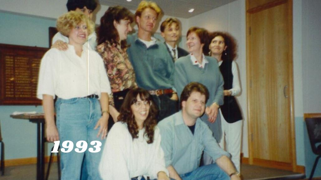 Staff 1993