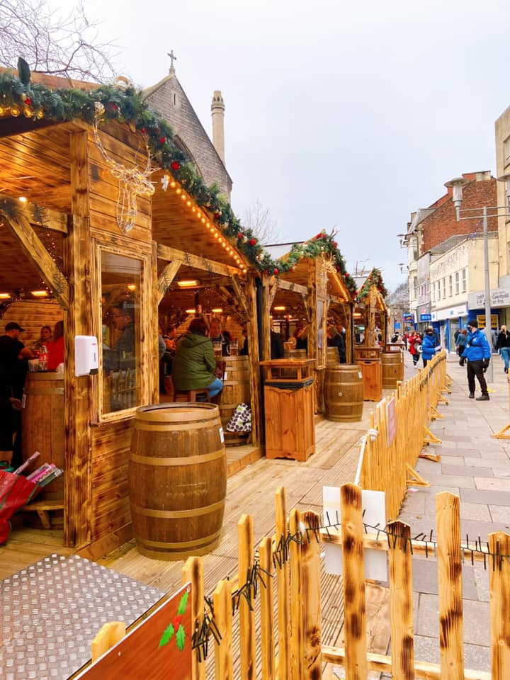 Christmas in Cardiff 2020